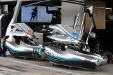 Body Work for the Mercedes AMG F1 Team F1 W09 EQ Power