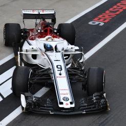 Marcus Ericsson, Sauber F1 Team, C37
