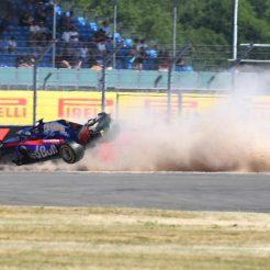 Brandon Hartley, Scuderia Toro Rosso, STR13