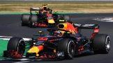 Max Verstappen and Daniel Ricciardo, Red Bull Racing, RB14