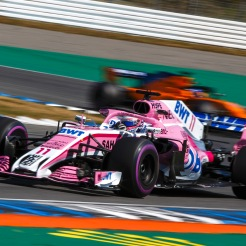Sergio Pérez, Force India F1 Team, VJM11