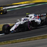 Sergey Sirotkin, Williams F1 Team, FW41