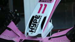 Front Wing for the Force India F1 Team VJM11