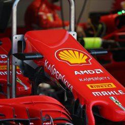 Front Wings for the Scuderia Ferrari SF71H
