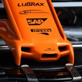 Front Wing for the McLaren Renault MCL33