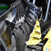 Detail for the Renault F1 Team RS18