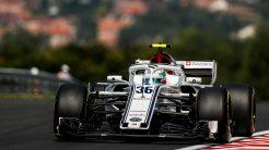 Antonia Giovinazzi, Sauber F1 Team, C37