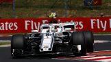 Charles Leclerc, Sauber F1 Team, C37