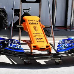A Front Wing for McLaren Renault MCL33