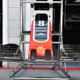A Frong Wing for Haas F1 Team VF18