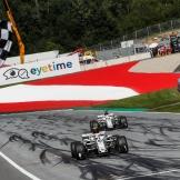 Charles Leclerc and Marcus Ericsson (Sauber F1 Team, C37)