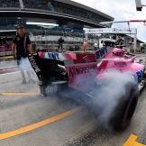 A Force India F1 Team VJM11
