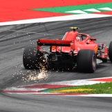 A Scuderia Ferrari SF71H