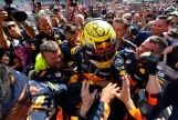 Max Verstappen (Red Bull Racing) Celebrating His Victory