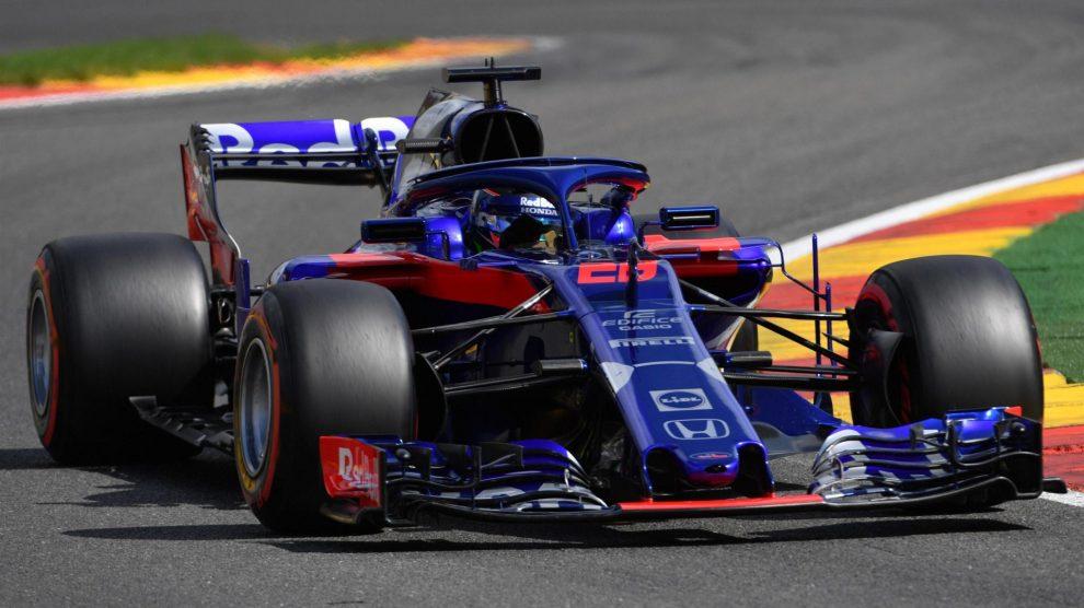 Brendon Hartley, Scuderia Toro Rosso, STR13