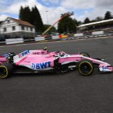 Esteban Ocon, Racing Point Force India F1 Team, VJM10