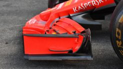 Detail for the Scuderia Ferrari SF71H