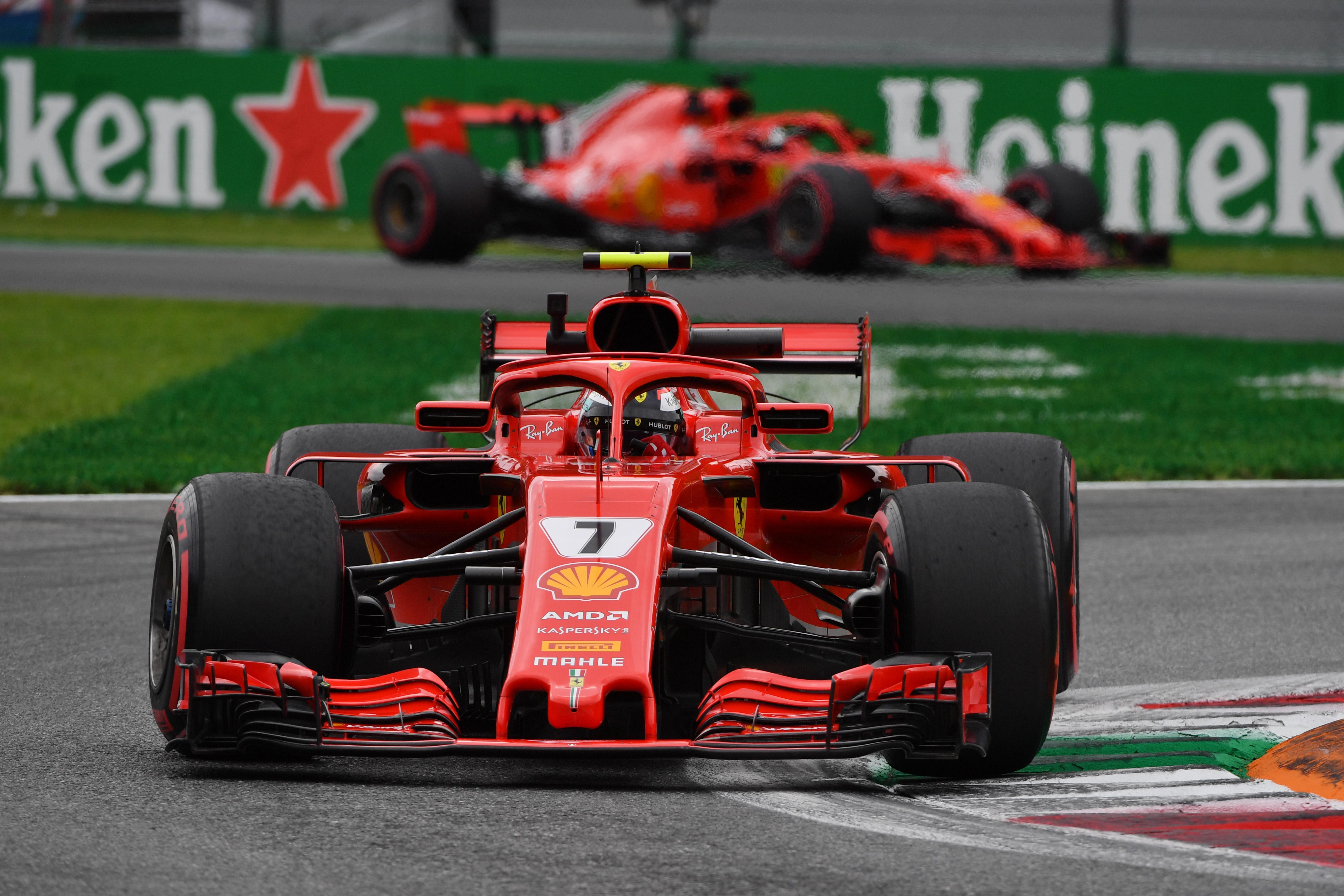 Kimi Raikkonen Scuderia Ferrari Sf71h Marco S Formula 1 Page