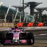 Esteban Ocon, Racing Point Force India F1 Team, VJM11