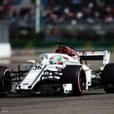 Antonio Giovinazzi, Sauber F1 Team, C37
