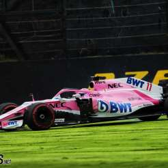 Sergio Pérez, Racing Point, Force India F1 Team, VJM11