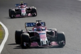 Sergio Pérez and Esteban Ocon, Racing Point Force India F1 Team, VJM11