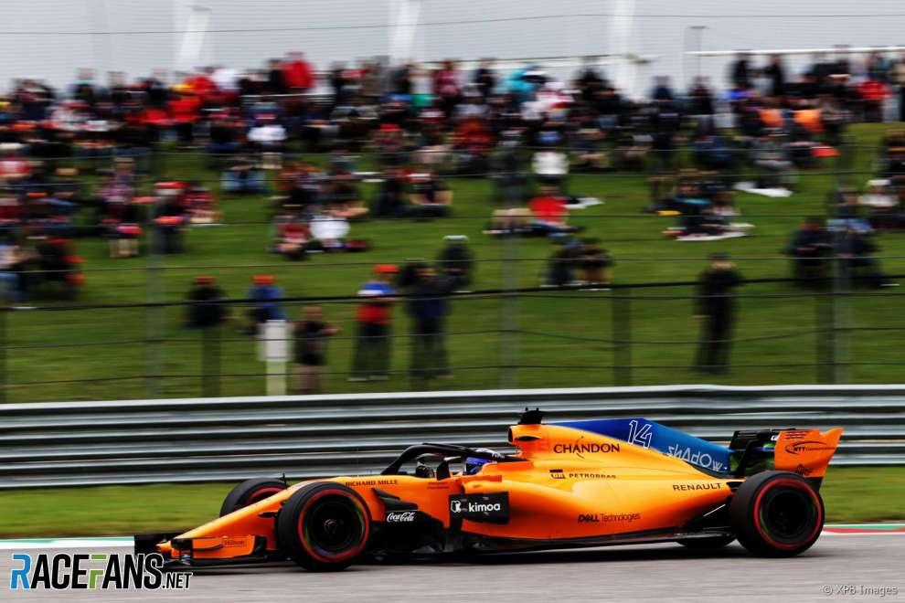 Fernando Alonso, McLaren Renault, MCL33