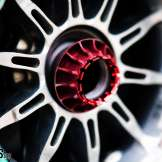A Wheel for the Mercedes AMG F1 Team F1 W09 EQ Power