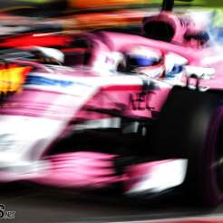 Sergio Pérez, Racing Point Force India F1 Team, VJM11