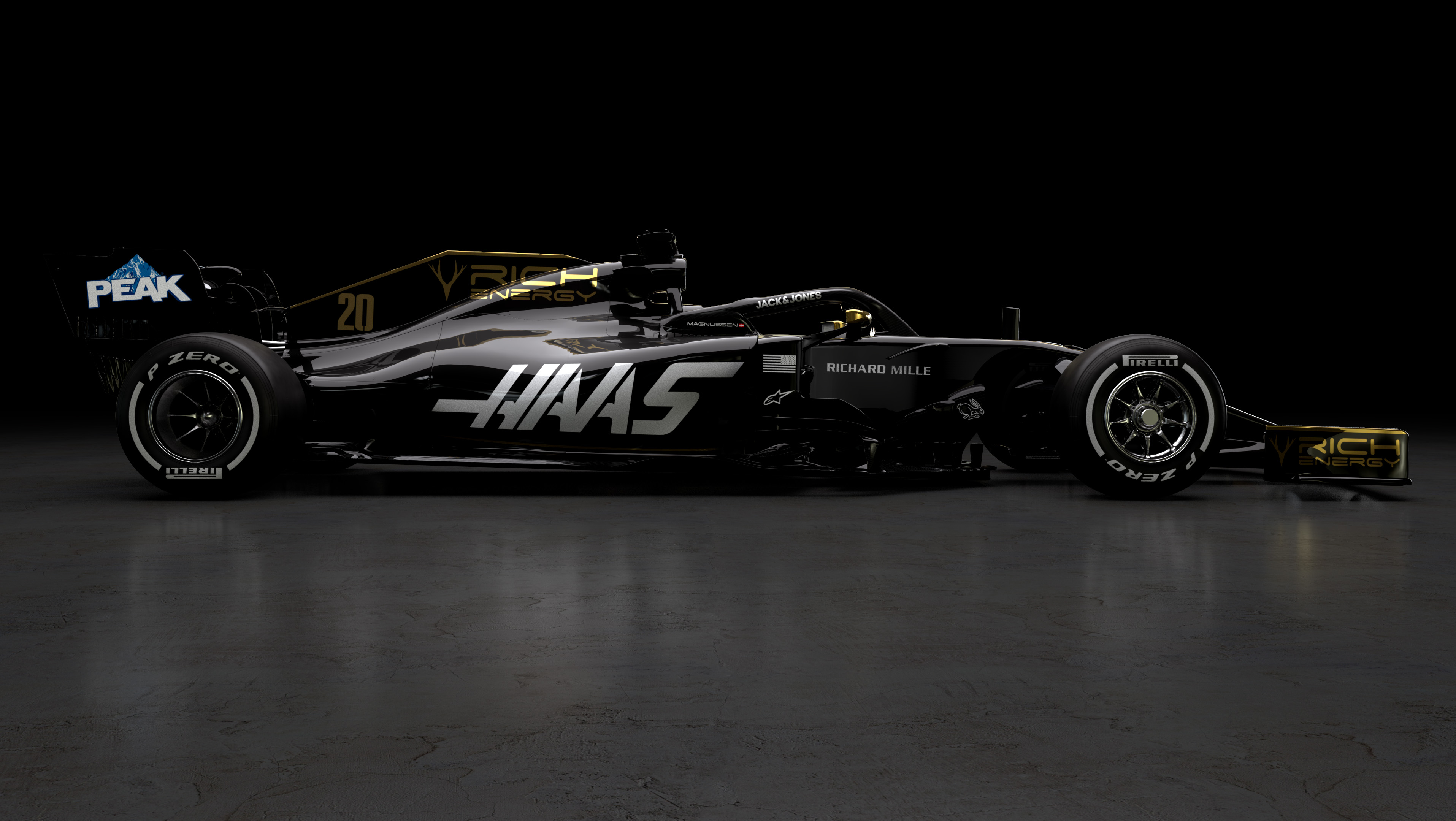 livery haas f1 team vf 19 marco 39 s formula 1 page. Black Bedroom Furniture Sets. Home Design Ideas