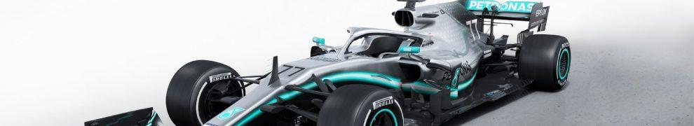 Mercedes AMG F1 Team F1 W10