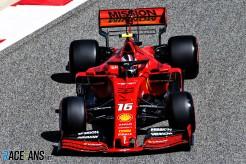 Charles Leclerc, Scuderia Ferrari, SF72H