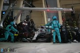 Pit Stop for Valtteri Bottas, Mercedes AMG F1 Team, F1 W10