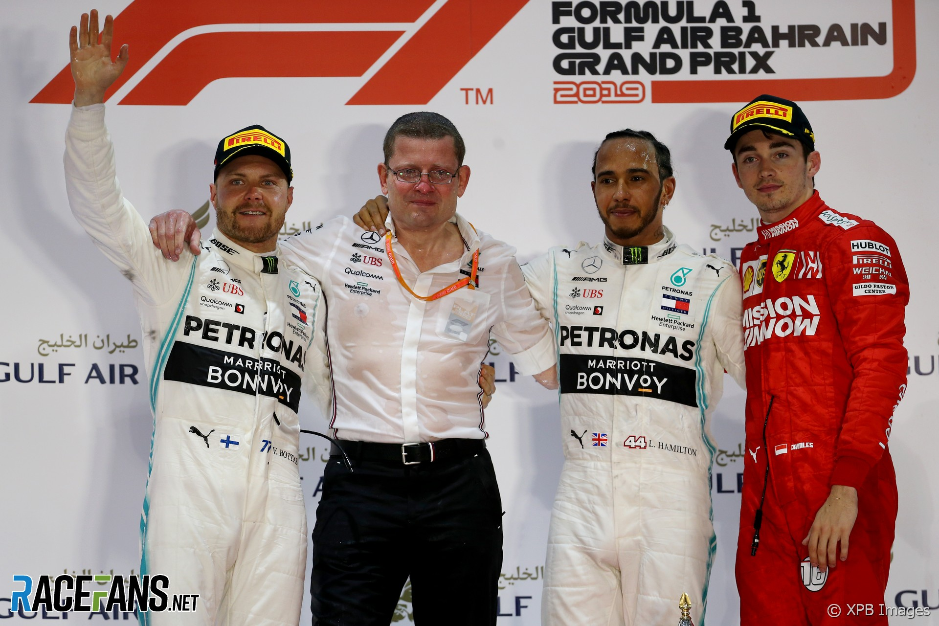 Charlie Whiting Wallpaper: Wallpapers Bahrain Grand Prix Of 2019