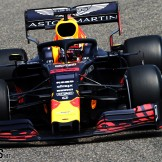 Max Verstappen, Red Bull Racing, RB15