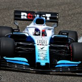 George Russell, Williams F1 Team, FW42