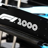 Front Wing for Williams F1 Team, FW42