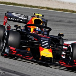 Pierre Gasly, Red Bull Racing, RB15