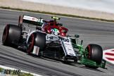 Antonio Giovinazzi, Alfa Romeo Racing, C38