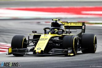 Nico Hülkenberg, Reanult F1 Team, R.S.19