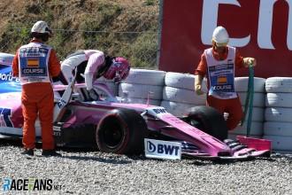 Lance Stroll, SportPesa Racing Point F1 Team, RP19