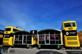The Motorhome for Renault F1 Team