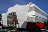 The Motorhome for Alfa Romeo Racing