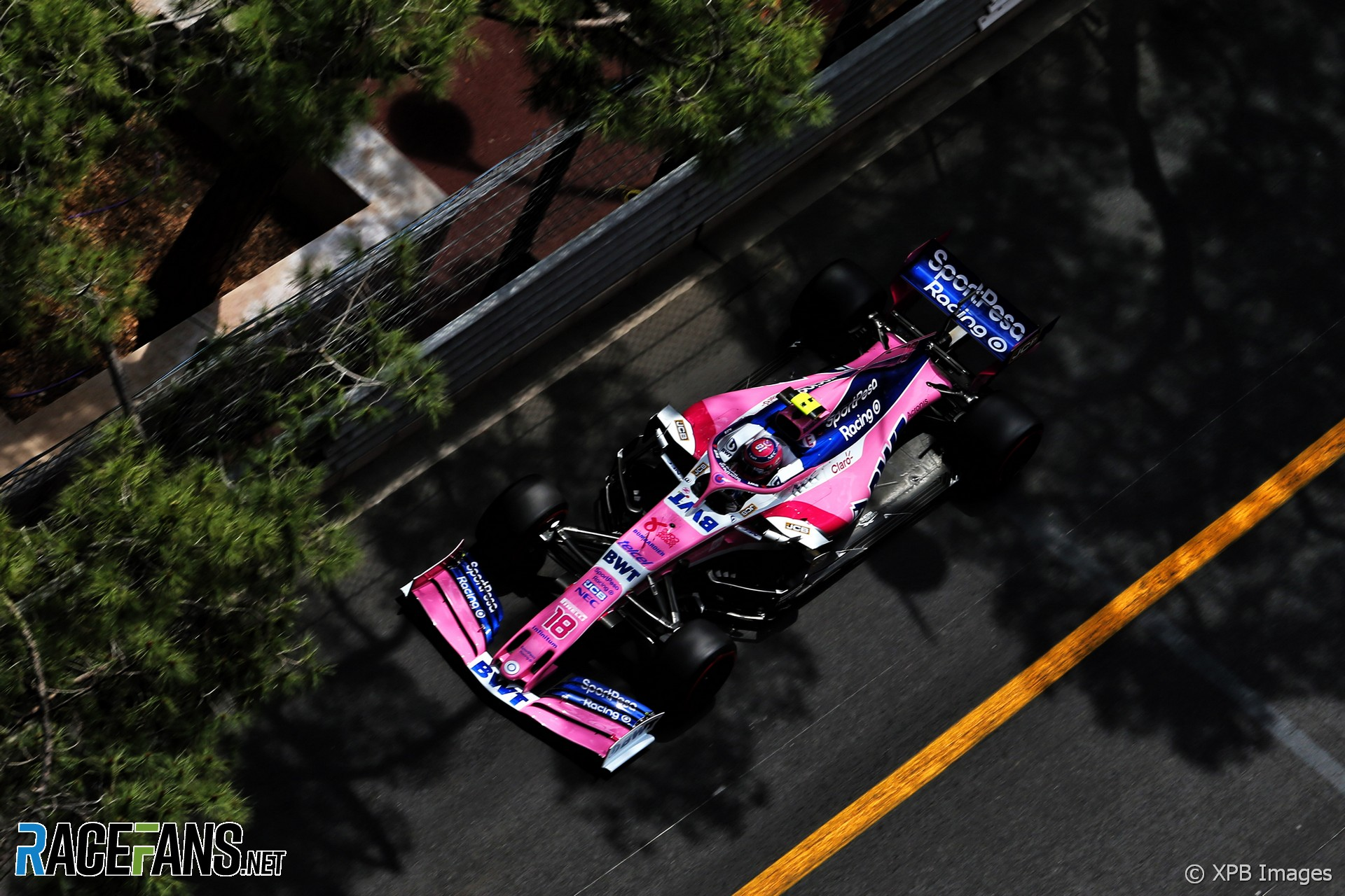 Lance Stroll Sportpesa Racing Point F1 Team Rp19 Marco S Formula 1 Page