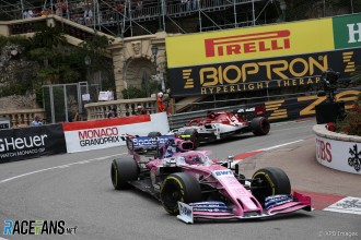 Lance Stroll, SportPesa Racing Point F1 Team, SP19