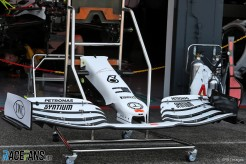 Front Wing for Mercedes AMG F1 Team, F1 W10