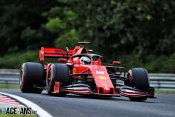 Sebastian Vettel, Scuderia Ferrar, SF74H