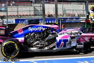 Lance Stroll, Racing Point SportPesa F1 Team, RP19