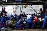 Pit Stop for Daniil Kvyat, Scuderia Toro Rosso, STR14