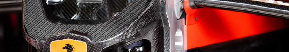 A Detail of the Scuderia Ferrari, SF74H